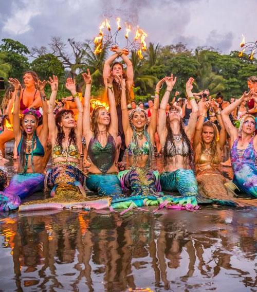 Festival Goddesses