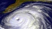 Hurricane off Florida